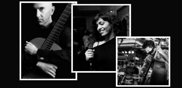 Ο Άγγελος Γαβριήλ & οι Φίλοι LIVE με ατμοσφαιρική τζαζ στο Ναύπλιο