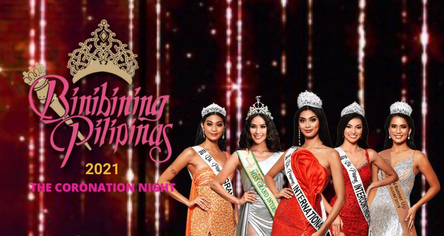 LIVESTREAM: Binibining Pilipinas 2021 Coronation Night