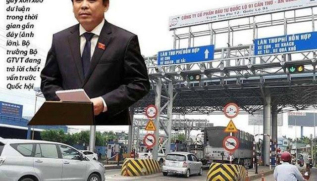 BOT giao thông: Đừng giở trò lời ăn, lỗ… chạy làng!