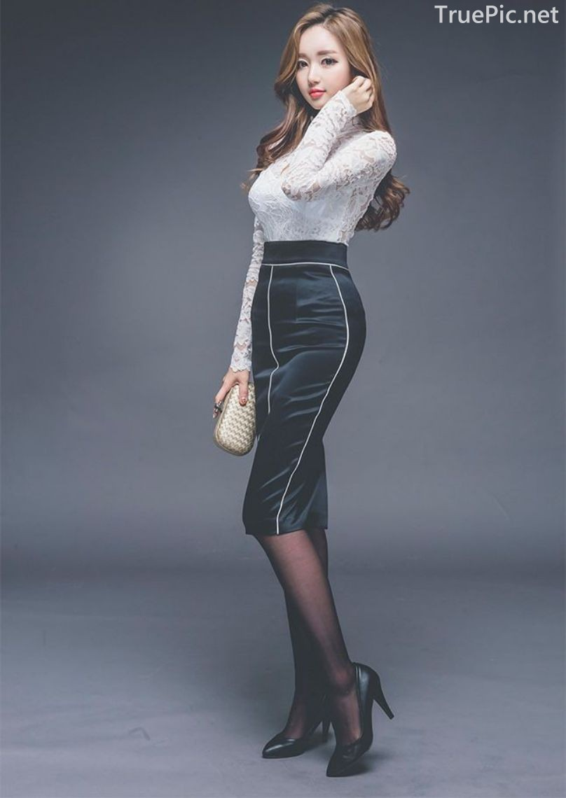 Lee Yeon Jeong - Indoor Photoshoot Collection - Korean fashion model - Part 8 - TruePic.net- Picture 3