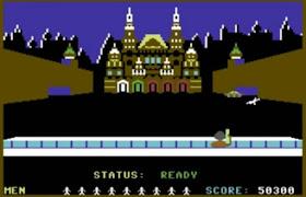 Segunda pantalla Raid over Moscow