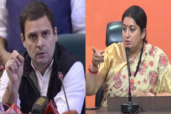 smriti-irani-make-fun-of-rahul-gandhi-on-global-hunger-index-report