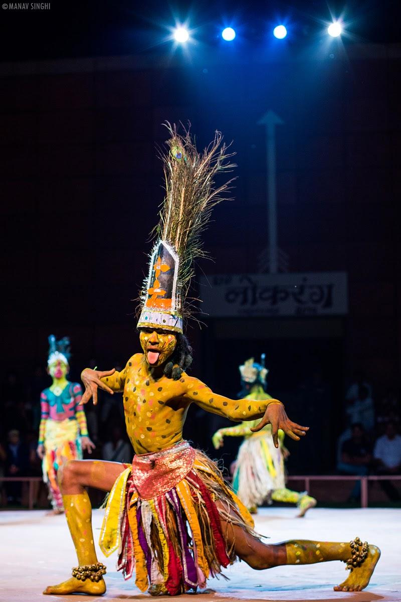 Sahariya Folk Dance Rajasthan
