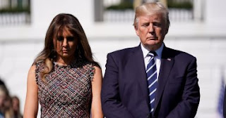 Donald and Melania Trump to mourn the victims of the Las Vegas accident