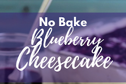 No Bake Blueberry Cheesecake Bars Easy and Delicious