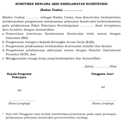 pakta k3