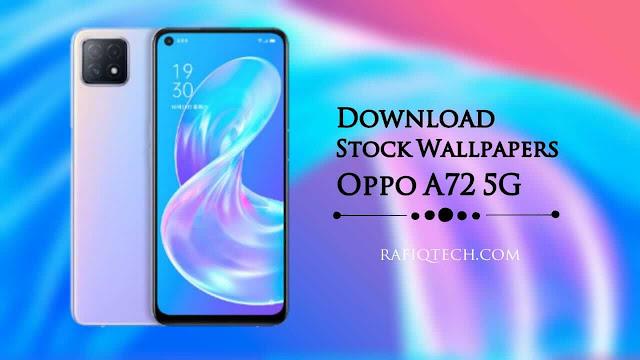 تحميل  خلفيات أوبو Oppo A72  الأصلية لهاتفك الذكي بدقة FHD +