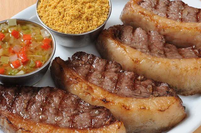 Ciência nenhuma receita vegetariana têm tantos nutrientes e a humanidade precisa da carne.