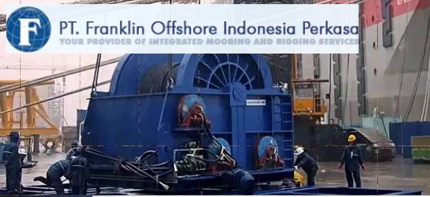 Lowongan Kerja PT. Franklin Offshore Indonesia Perkasa Februari 2017