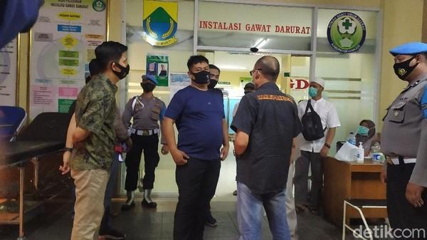 Tak Hanya Membacok, Geng Motor Cianjur Juga Tabrak Anggota Polisi