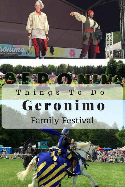Must-Do Things at Geronimo Family Festival