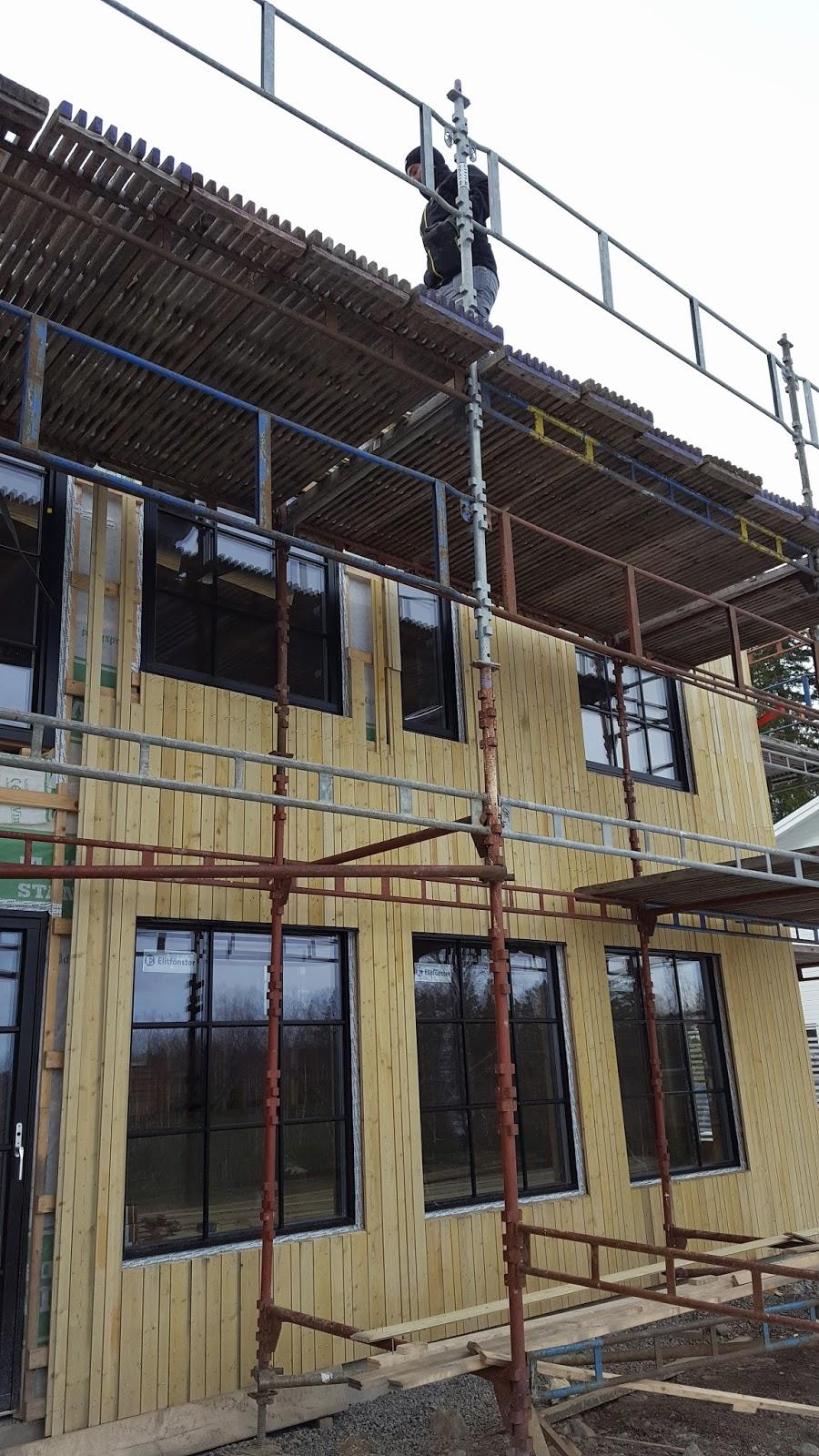 Huset - Att bygga ett hem : att bygga hus : Inredning