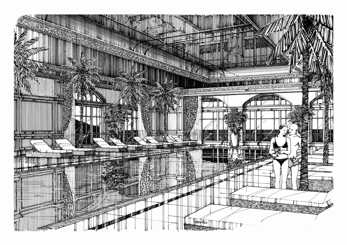 15-Paul-Hill-Pen-and-Ink-Architectural-Drawings-and-Sketches-www-designstack-co