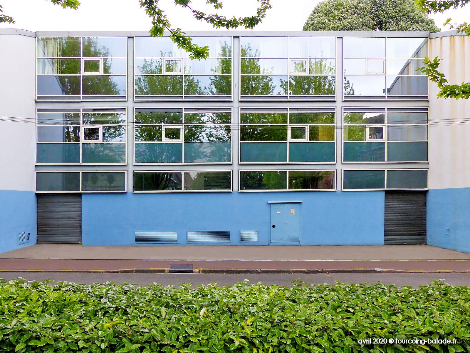 Lycée EIC Livraison restaurant scolaire - Austerlitz, Tourcoing.