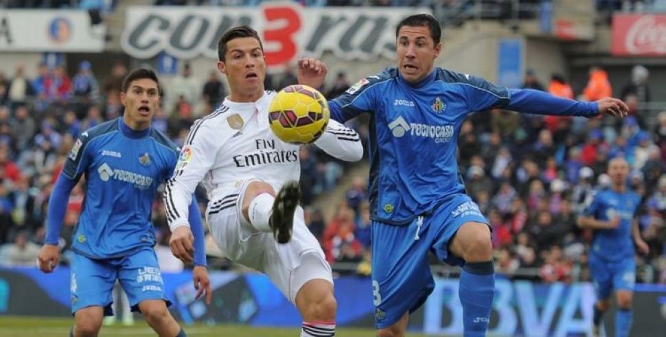 Getafe vs Real Madrid EN VIVO por LaLiga