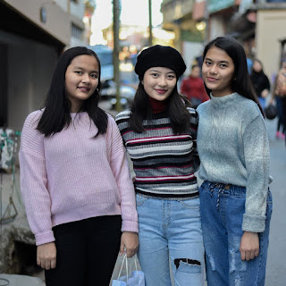 Winter Outfits in Aizawl