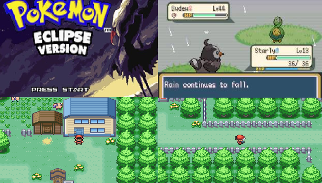 Pokemon Eclipse GBA ROM Download
