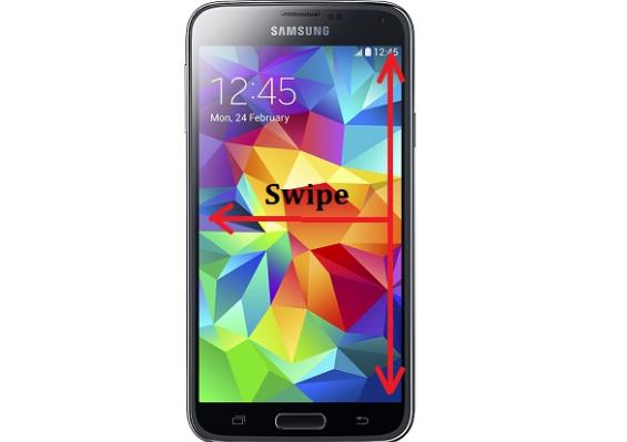 Cara Screenshot Pada Samsung Galaxy S5 3