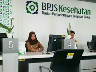 Foto Kantor cabang BPJS Kesehatan kota Jayapura
