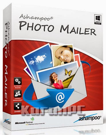 Ashampoo Photo Mailer 1.0.8.2 + Crack