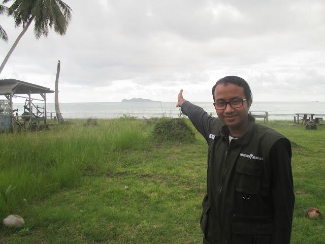 Senua, Pulau Sejuta Legenda