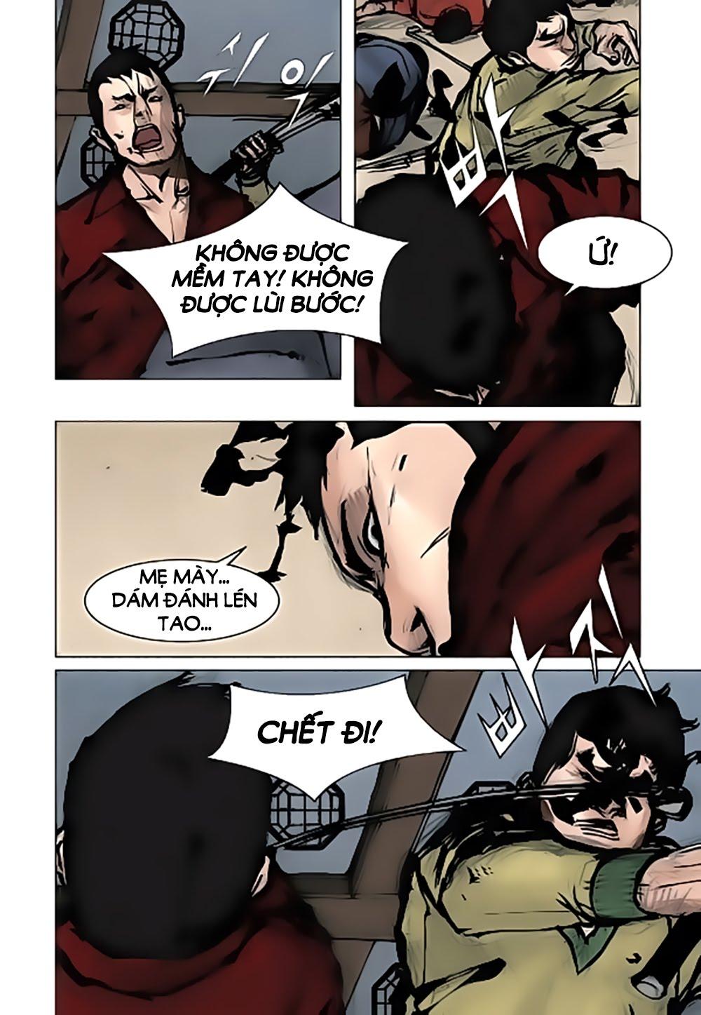 Tong | Tổng chap 30 - Trang 6