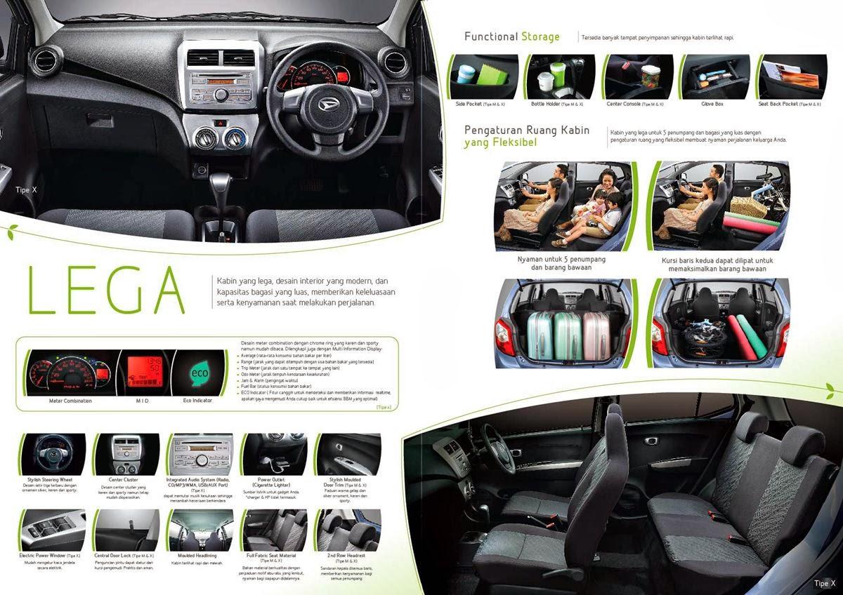 Spesifikasi Head Unit Grand New Veloz Olx Avanza 2016 Ayla M Sporty Promo Daihatsu Jakarta Tebet