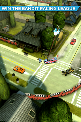 Game Smash Bandits Racing