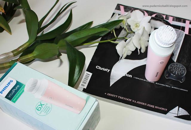 Philips VisaPure szczoteczka do oczyszczania twarzy