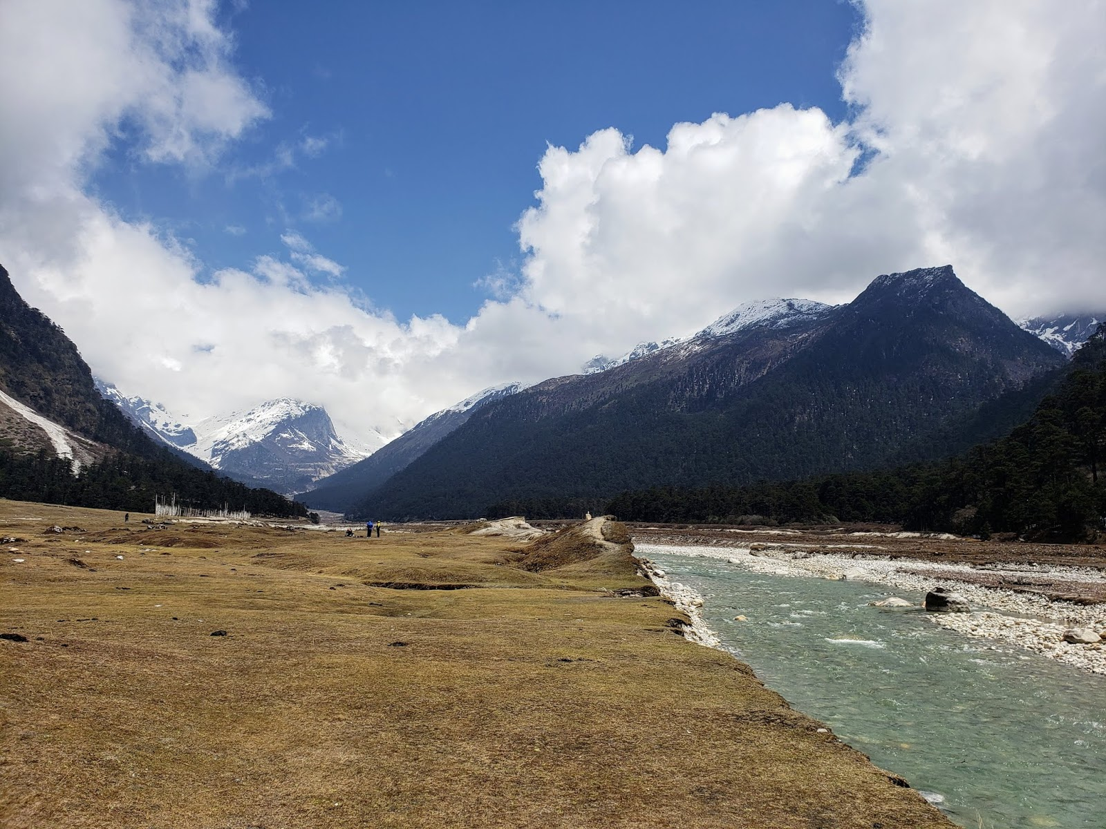Yumthang Valley, Sikkim