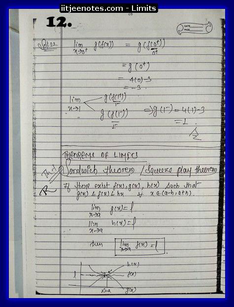 limit notes2