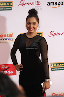 Vennela in Transparent Black Skin Tight Backless Stunning Dress at Mirchi Music Awards South 2017 ~  Exclusive Celebrities Galleries 032.JPG