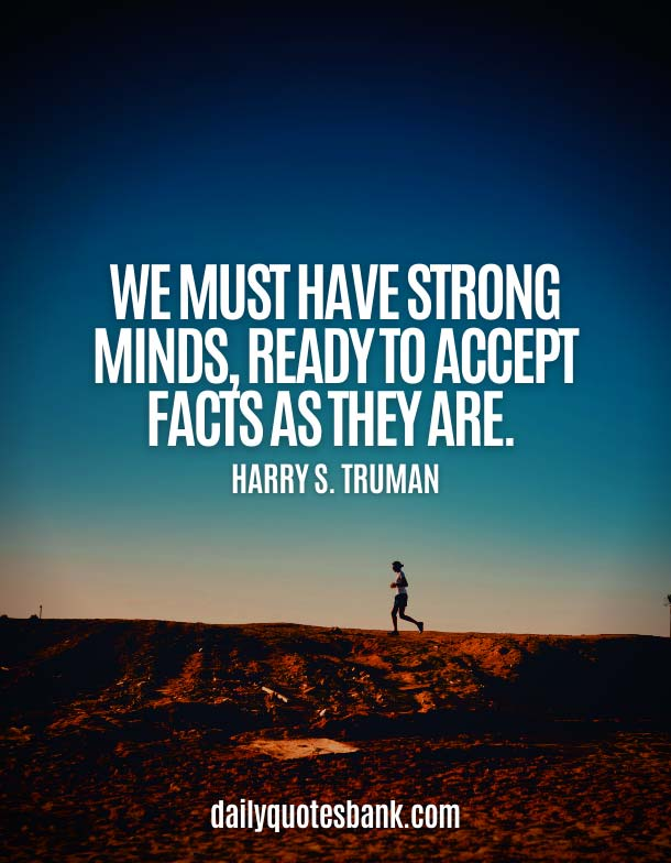 Inspirational Quotes About Strong Mindset