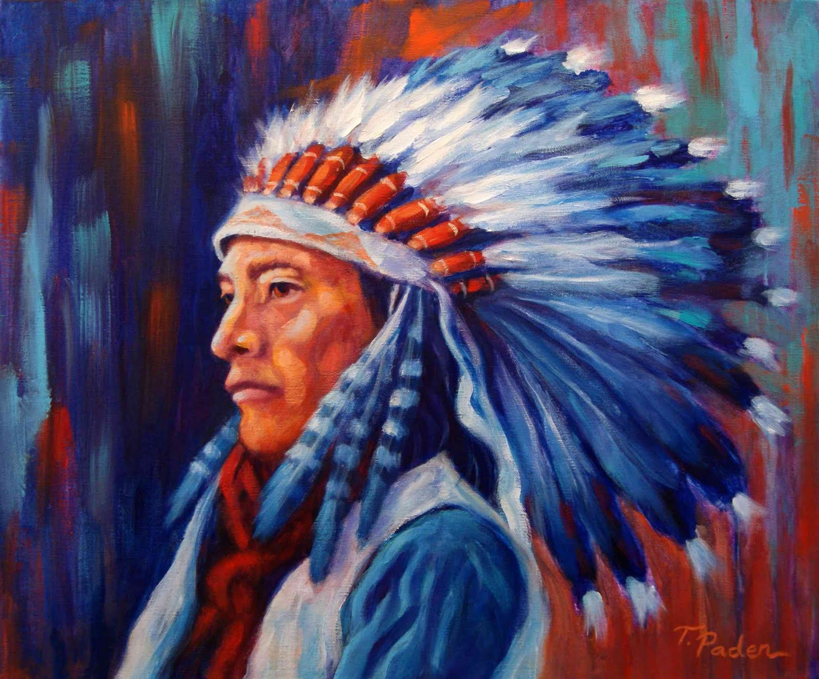 Western Artist Gallery: Western Native American Indian Art ...