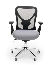 Heavy Duty Big and Tall Mesh Back Office Chair