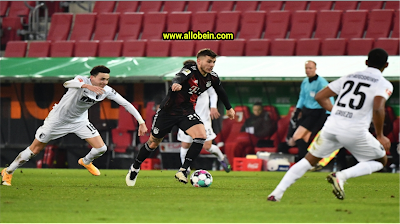 Summary of the match Bayern Munich and Augsburg within the German League competition