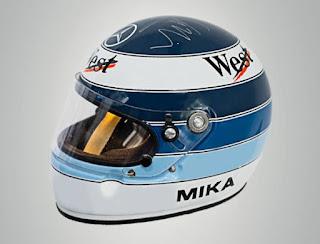 Casca Mika Häkkinen