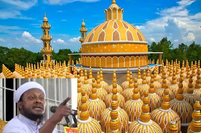 টাঙ্গাইলের ২০১ গম্বুজ মসজিদ কেয়ামতের আলামত | মুফতী নোমান কাসেমী