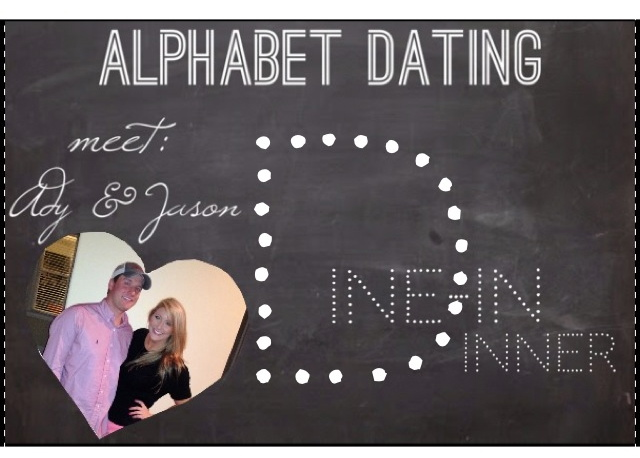 Alphabet Dating by Monique McDonell