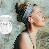 Słuchawki bezprzewodowe OPPO Enco W31 White za kartę kredytową Citi Simplicity