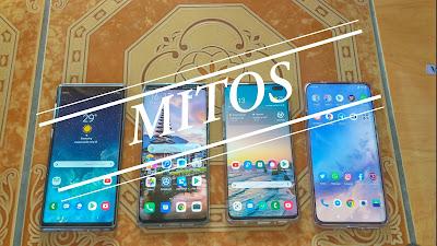Mitos Seputar Smartphone