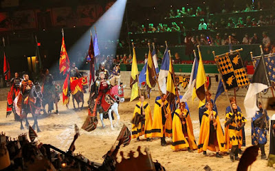 Orlando Medieval Times Dinner and Tournaments