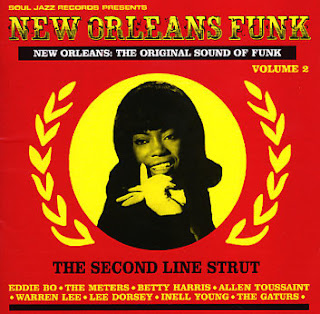 New Orleans Funk, Vol. 2, Soul Jazz