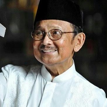 BJ Habibie Sebagai Bapak Teknologi Indonesia dan Pesannya untuk Generasi Muda