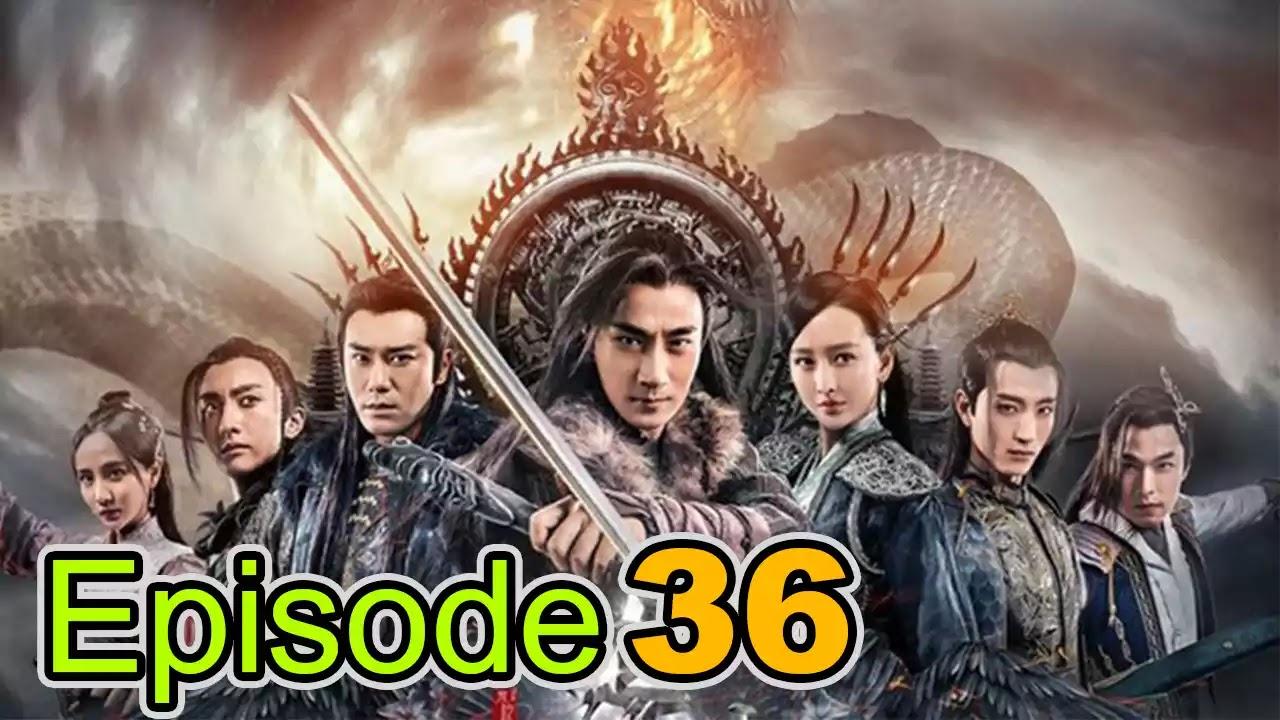 The Legend of Jade Sword (2018) Subtitle Indonesia Eps 36