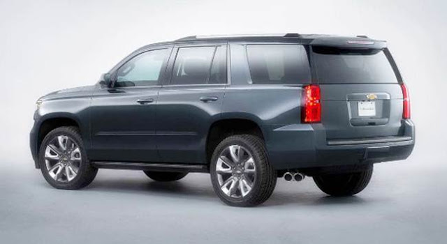 Chevy Tahoe 2018 Changes, Release Date, Price