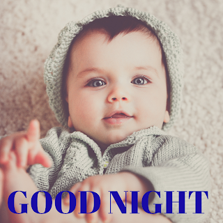 Baby girl good night image, good night baby image pic
