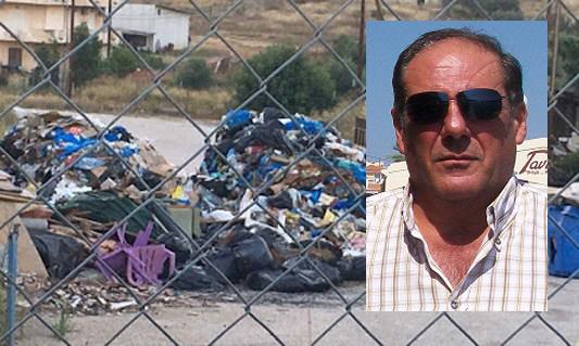 Ο Αντιδήμαρχος Ερμιονίδας Γ.Τσαμαδός εξηγεί γιατι καθυστερεί η αποκομιδή των απορριμμάτων