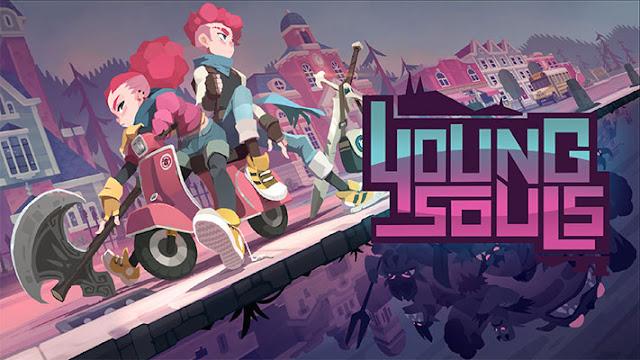 Young Souls, mescla de RPG com Beat'em Up, ganha estiloso vídeo de gameplay