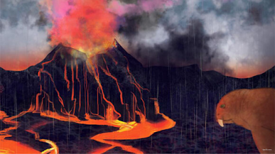 The burning of coal contributed to the mass extinction of the end of the Permian